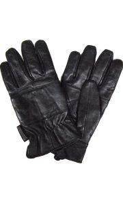 Modestone Men`s Leather Gloves 3M Thinsulate Lining Padded Palm S