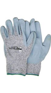 Modestone Men's Watson Stealth Dynamo Gloves! Aramid Fibre Nitrile Coated Blue L