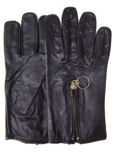Modestone men's Glove Leather Black