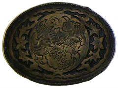 Modestone Eagle Buckle O/S Bronze